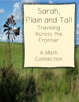 Sarah, Plain and Tall - Traveling Across the Frontier