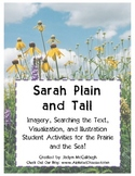 Sarah, Plain and Tall Visualizing the Prairie and the Sea!