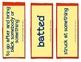 Sarah, Plain and Tall, Vocabulary Cards, Unit 5 Lesson 21,