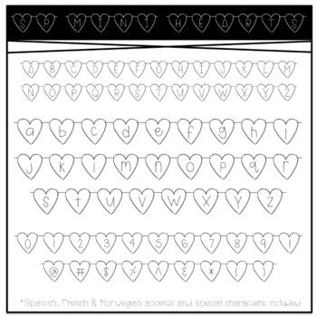 Sarah Price Valentines Fonts
