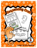 Sarah Seahorse - Compound Words - Ocean - Sequencing Reade