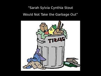Sarah Sylvia Cynthia Stout PowerPoint
