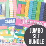 Sarah and Leilani Jumbo Set Bundle $8 until 6/23 Only