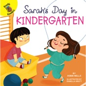Sarah's Day in Kindergarten