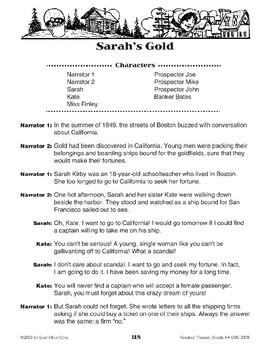 Sarah's Gold