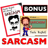 Sarcasm - Yeah Right! **BONUS**