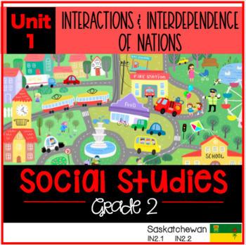 Grade 2 Social Studies Bundle