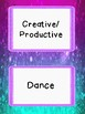 Saskatchewan Grade 7 Arts Education I Can Statement Posters Half Page