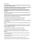 Saskatchewan, Grade 7 Social Studies - Power and Authority