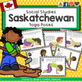 Saskatoon, Saskatchewan Yoga Poses (and Alberta Social Studies)
