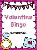 SassE's Valentine Bingo