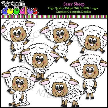 Sassy Sheep