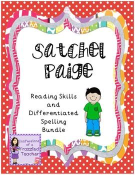 Satchel Paige Reading Bundle (Scott Foresman Reading Street)