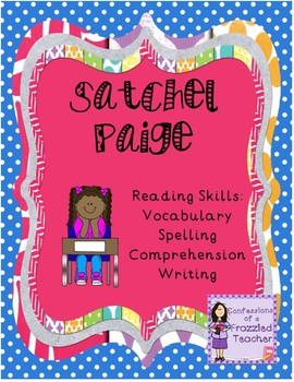 Satchel Paige Reading Packet (Scott Foresman Reading Street)