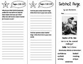 Satchel Paige Trifold - Reading Street 5th Grade Unit 1 Week 4
