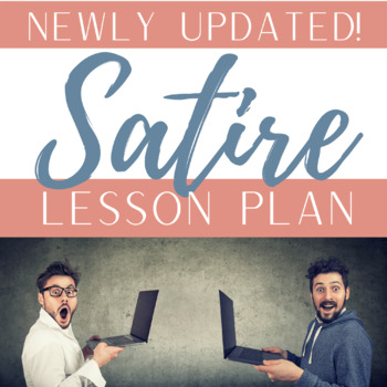 Satire Worksheets Teaching Resources Teachers Pay Teachers