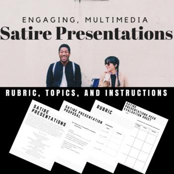 Satire Presentation Assignment