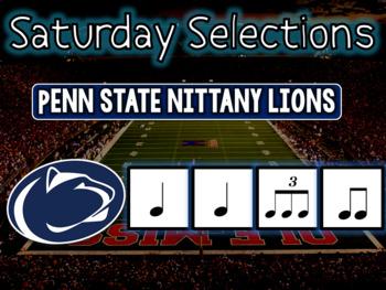 Saturday Selections!