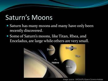 Saturn: A Ringed World