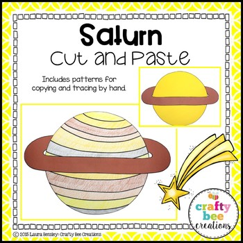 Saturn Cut and Paste
