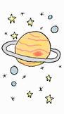 Saturn Doodle