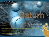 Saturn: Note-taking & Research Project