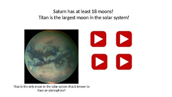 Saturn Powerpoint