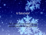 Saturnalia Powerpoint (Latin, all levels)