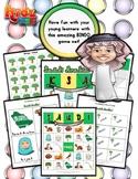 Saudi Arabia Bingo / Matching Activities