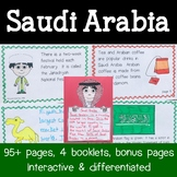 Saudi Arabia Country Booklet - Country Study - Interactive and Differentiated