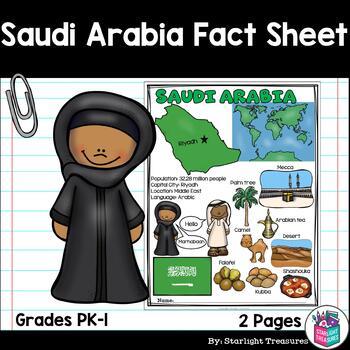Saudi Arabia Fact Sheet