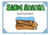 Saudi Arabia Project for Geography