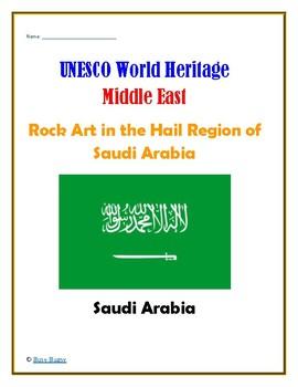 (GEOGRAPHY) Saudi Arabia:Rock Art in the Hail Region of Saudi Arabia—Guide