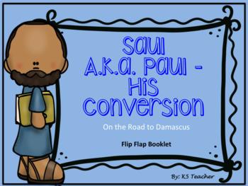 Saul a.k.a. Paul