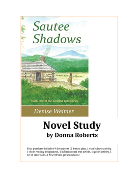 Sautee Shadows: A Southern Literature Novel Study