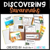 Savannah Biome Research Unit with PowerPoint
