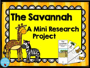 Savannah Research Project