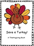 Save A Turkey Writing Prompt