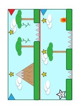 Pre-K and Kindergarten Games: Save Baby Bunny! - Level 1