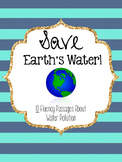 Earth Day and April Reading Fluency Bundle:2