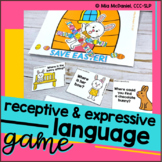 Save Easter Language Skills Game