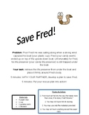 Save Fred Activity