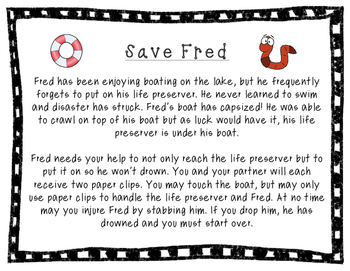 Save Fred Story