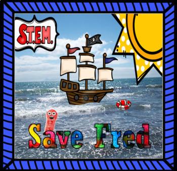 Save Fred ~ Teambuilding STEM Activity