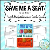 Save Me a Seat Novel Study/Literature Circle Guide