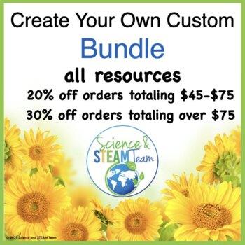 Save Money! Create Your Own Custom STEM Bundle