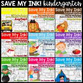 Save My INK:NO PREP The Bundle