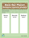 Save Our Planet-Bilingual