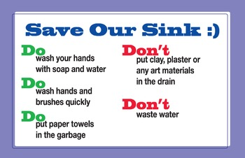 Save Our Sink Do's & Don'ts Download
