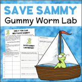 Save Sam Gummy Worm Lab Booklet